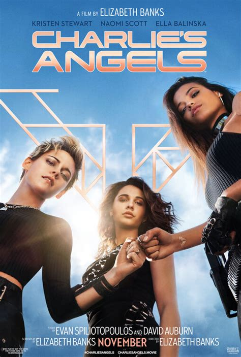 charlies angels film  cinehorizons