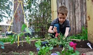 Summer fun gardening for kids mystical magical herbs for Gardening for kids