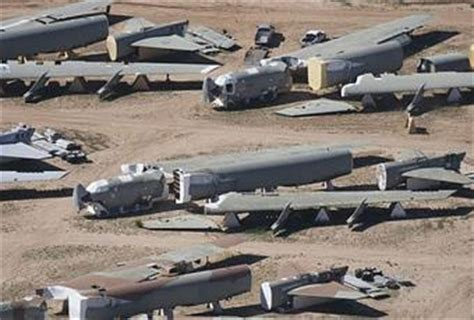 Why Were the B52 Stratofortresses Cut up and Thrown Away