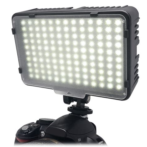 mcoplus  led video photography light lighting  canon