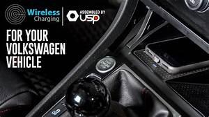 Handyhalterung Auto Wireless Charging : wireless phone charging for your volkswagen vehicle ~ Kayakingforconservation.com Haus und Dekorationen