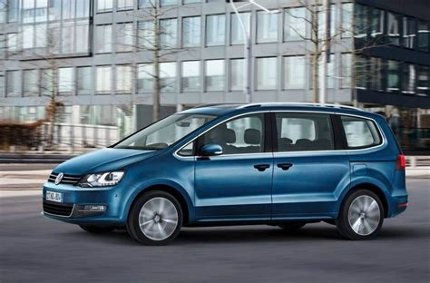 vw sharan uk interior release date