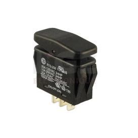 Momentary Toggle Switch Dpdt Off Vac