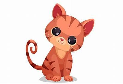 Vector Kitten Clipart Vecteezy Graphics Vectors