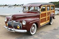 1942 Ford Woody Station Wagon
