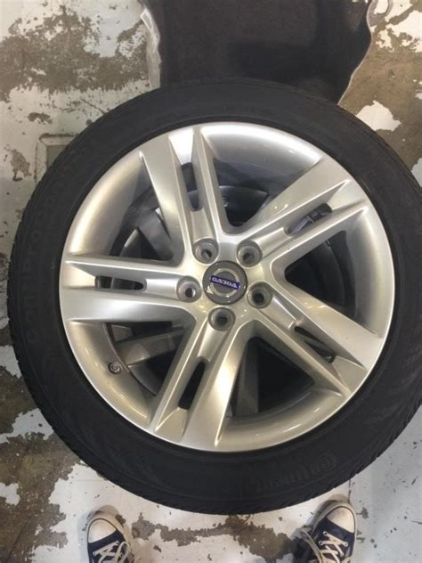 Best Tires For Volvo S60 by New Volvo Sadia 17x8 Wheels Tires Tpms Sensors Volvo