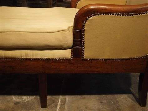 chaise directoire early 19th century directoire period chaise longue