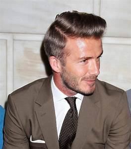 How to get David Beckham Quiff?