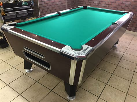 coin op pool table table 041117 valley used coin operated pool table used