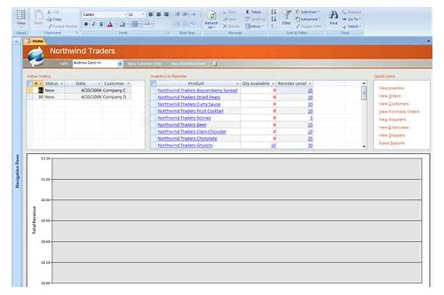 microsoft access sample database northwind.mdb download