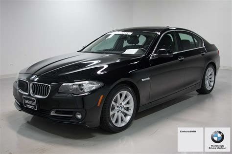 Certified Bmw by Certified Pre Owned 2015 Bmw 5 Series 535i Xdrive 4dr Car