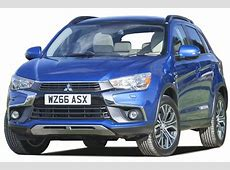 Mitsubishi ASX SUV MPG, CO2 & insurance groups Carbuyer