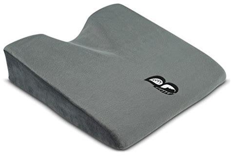 Bonsai Wellness Foam Wedge Seat Coccyx Cushion For Office