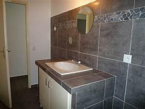 Carrelages Salle De Bain : salle de bain et salle de bain design yannick bernard ~ Melissatoandfro.com Idées de Décoration