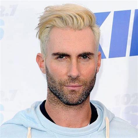 coupe de cheveux homme blond 1001 id 233 es coloration les hommes s y mettent