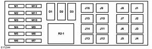 Ford F-53 F53 Commercial Stripped Chassis  2015   U2013 Fuse Box Diagram