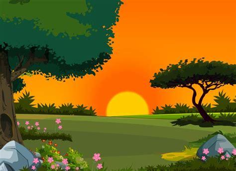 2d Animation Background Design 12