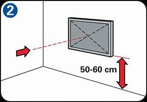 Fernseher An Wand Montieren : flachbildfernseher an der wand anbringen ~ A.2002-acura-tl-radio.info Haus und Dekorationen