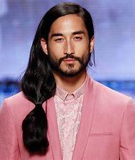 Ponytail Hairstyles Men Long Hair