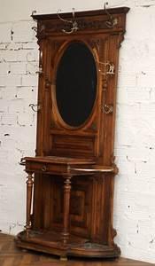 porte manteau ancien entree pinterest porte With porte manteau bois ancien