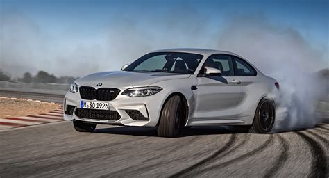 bmw  competition  faster sharper