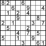 Sudoku Medium Difficulty   1200 x 1200 png 36kB