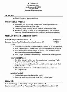 resume sample sales customer service job objective With free resume templates for customer service jobs