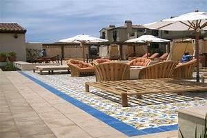 Couleur carreau carreaux de ciment terrasse carreaux for Carreaux terrasse