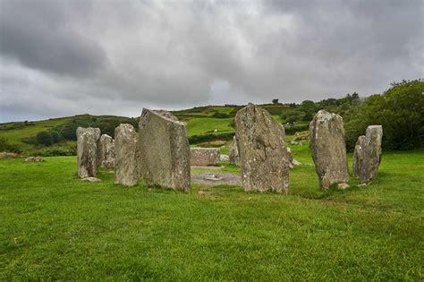 The Drombeg Stone Circle Of Ireland Stranger Dimensions
