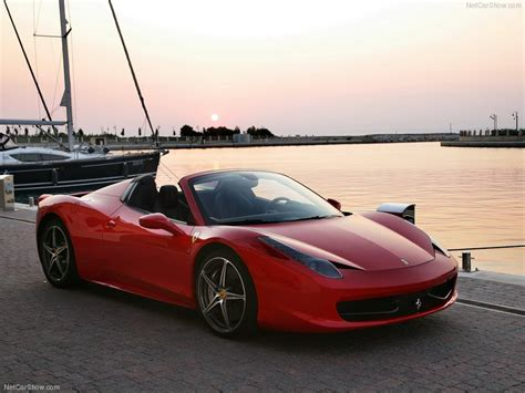 458 Spider Price by 2013 458 Spider Review Price Specification