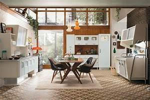 Retro Stil : kann die moderne k che im retro stil gestaltet sein ~ Pilothousefishingboats.com Haus und Dekorationen