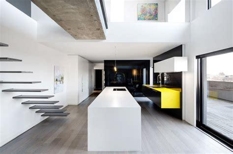 habitat  minimalist apartment design  montreal