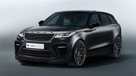 Range Rover Velar Gains Urban Automotive Makeover