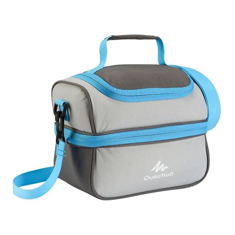 lunch box grise decathlon