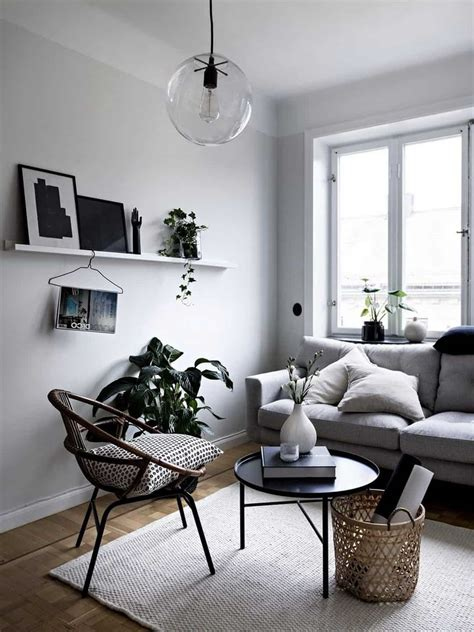 minimalist living room decoration tips futurist