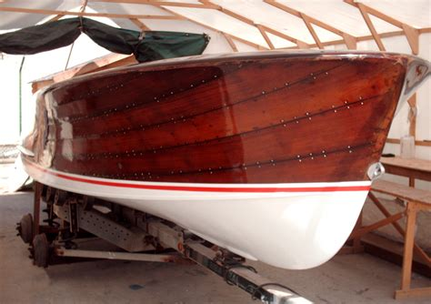 Riva Boats For Restoration by Wooden Boat Workshop Build Restore Classic Wooden