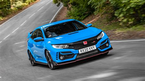 New Honda Civic Type R 2020 review | Auto Express