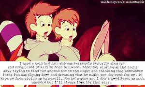 The gallery for --> Walt Disney Confessions Peter Pan