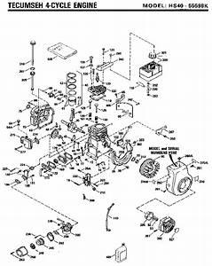 Tecumseh 9hp Engine Manual