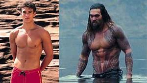 Jason Momoa Body Transformation from Baywatch to Aquaman ...