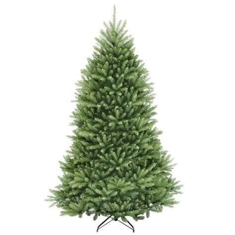 national tree company 6 1 2 ft dunhill fir hinged
