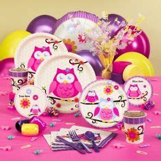 owl baby shower plates and napkins owl themed baby shower decoration set colors can be