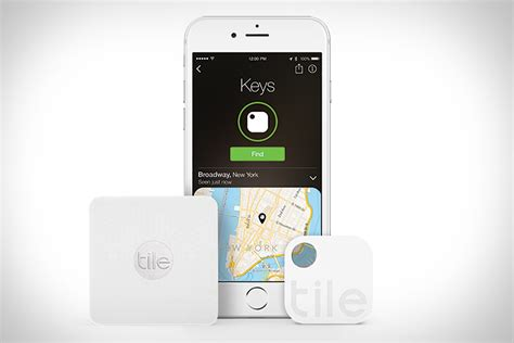 Buy Tile Bluetooth by Tile Bluetooth Trackers Uncrate