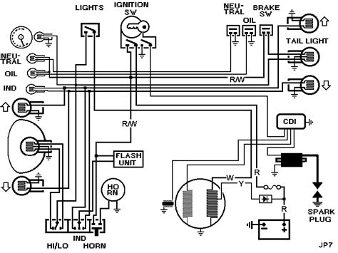 Simple Wiring Diagram For Suzuki Schemes