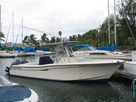 Boat Note Shipping by 2002 Gw 273 Cc Honolulu The Hull Boating