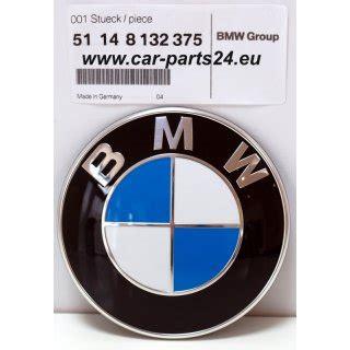 bmw emblem motorhaube originalteil bmw emblem 2 t 252 llen f 252 r motorhaube oder