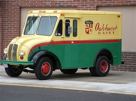 295 best images about Old Milk Trucks on Pinterest   The