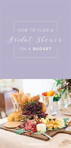 how to plan a bridal shower on a budget bridal showers With planning a wedding shower on a budget