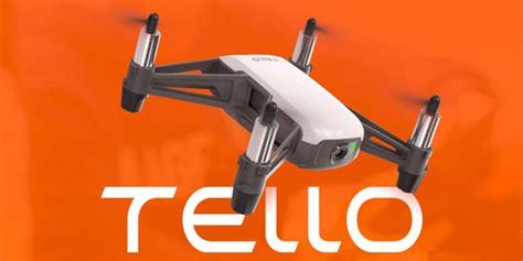 tello  super cheap mini drone  dji technology  quadcopter