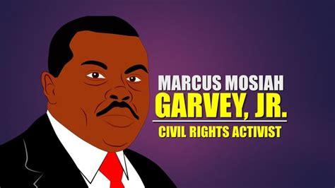 biography  kids marcus garvey civil rights activist